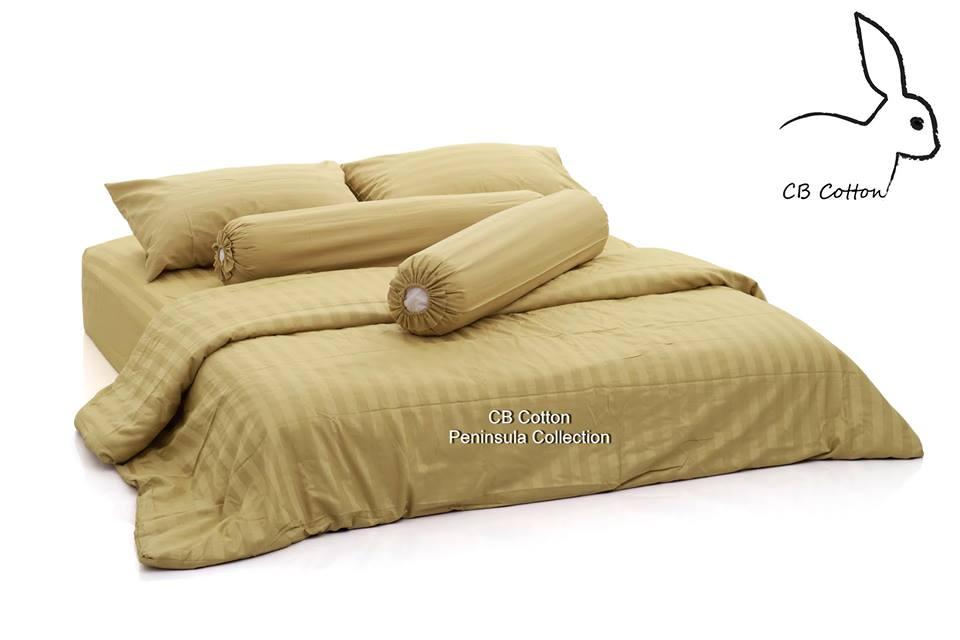 CBcotton, ชุดเครื่องนอน, นอน, sleep, cotton, ผ้าคอตตอน, เกรดโรงแรม 5 ดาว, กันไรฝุ่น, นอนนุ่ม, นอนหลับสบาย, peninsula collection