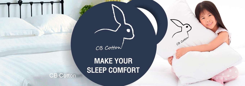 cbcotton, make your sleep comfort, sleep, pillow, bed, tower, หมอน, ที่นอน, ผ้าห่ม, ผ้าคลุมเตียง, ผ้าปู, ผ้าปูที่นอน, ผ้าห่มคอตตอน 100%, หมอนขนห่านเทียม, หมอนขนแกะ, หมอนข้าง, คิดจะซื้อเครื่องนอนซื้อที่ cbcotton, เครื่องนอน, หมอนนุ่ม, นอนสบาย, เกรดโรงแรม 5 ดาว,
